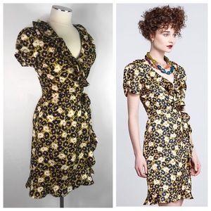 Hi There Karen Walker Persimmons Dress